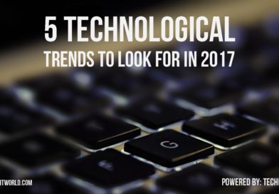 5 Technology Trends that will dominate the year 2017