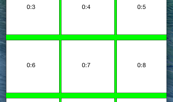 GRID VIEW using collection view in Swift 3 IOS