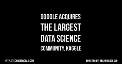Google acquires the largest Data Science Community, Kaggle