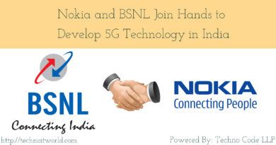 Nokia and BSNL Join Hands
