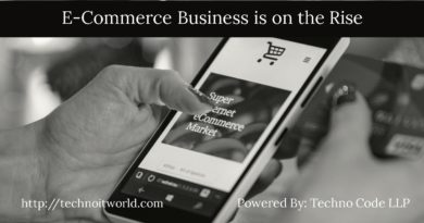 E-Commerce Business is on the Rise.