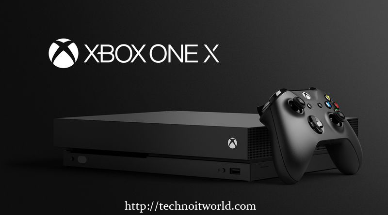 XBOX One X: Microsoft's all new and most powerful gaming console