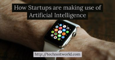 Startups and AI
